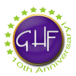 GHF 10th Anniversary Logo
