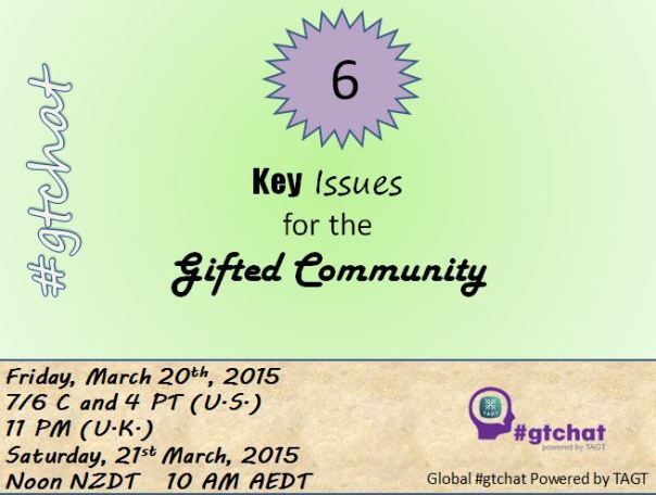 gtchat 6 Key Issues 03202015