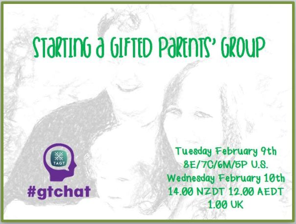 gtchat 02092016 Parent Support Groups