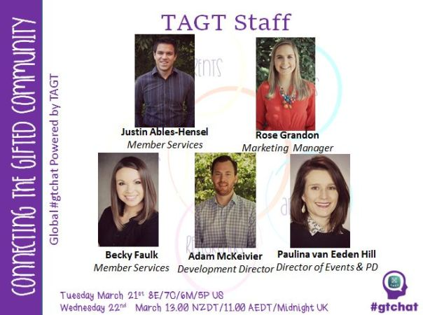 Connecting TAGT Staff2